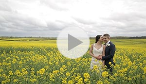 London wedding showreel video